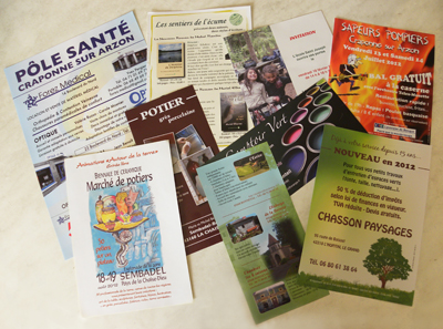 Flyers/Tracts